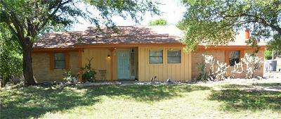 Lampasas Single Family Home For Sale: 266 County Road 4314
