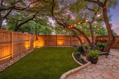 Round Rock Single Family Home For Sale: 2213 Spring Hollow Path