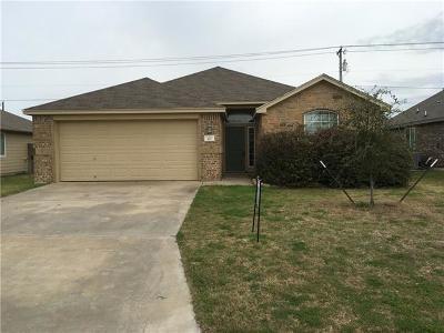 Temple Single Family Home For Sale: 417 Emerald Ridge Dr