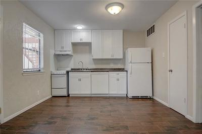 Condo/Townhouse Pending - Taking Backups: 4405 Avenue A #9
