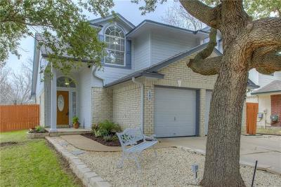 Hays County, Travis County, Williamson County Single Family Home Pending - Taking Backups: 540 Natali St