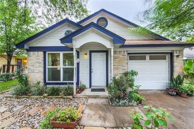 Austin Single Family Home For Sale: 8733 Birmingham Dr