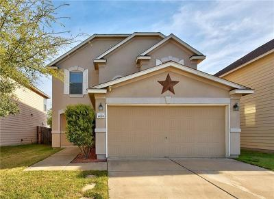 Austin Single Family Home For Sale: 6820 Derby Downs Dr