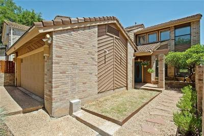 Austin Single Family Home Pending - Taking Backups: 6002 Mount Bonnell Cv