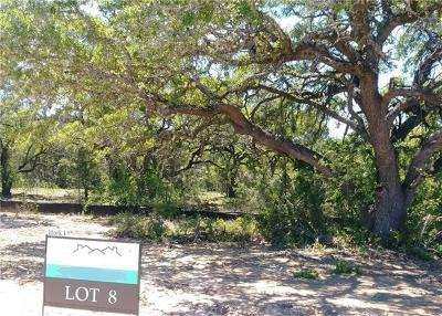 Liberty Hill Residential Lots & Land For Sale: 128 Lantana Bend Trl