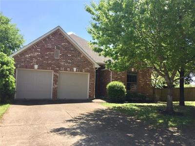 Austin Single Family Home For Sale: 2305 Sully Creek Dr