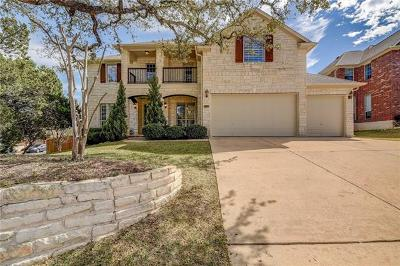 Travis County, Williamson County Single Family Home For Sale: 10328 Chestnut Ridge Rd