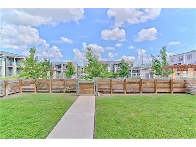 Travis County Condo/Townhouse For Sale: 2800 Treble Ln #801