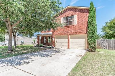 Leander Single Family Home For Sale: 1826 Horizon Park Blvd