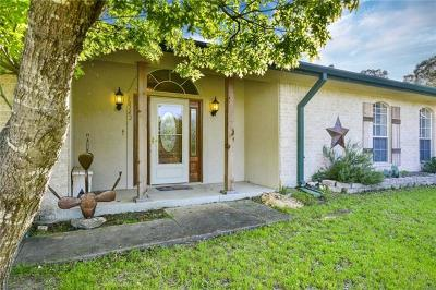 Temple Single Family Home For Sale: 16142 Salado Dr