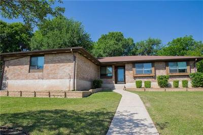 Single Family Home For Sale: 11207 Hidden Bluff Dr