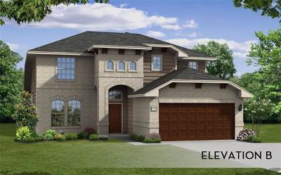 Buda Single Family Home For Sale: 266 Everglade Dr