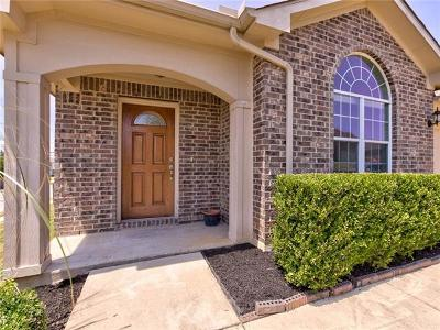 Round Rock Single Family Home Pending - Taking Backups: 1524 Haynie Bnd