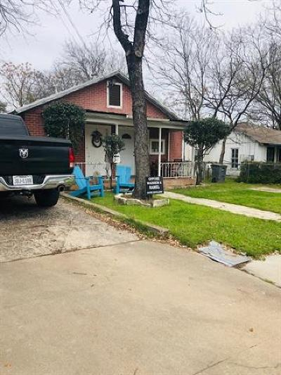 Austin Multi Family Home For Sale: 712 W Monroe As Is St