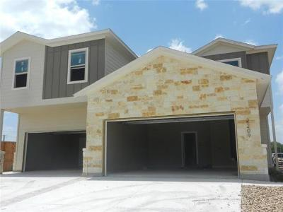 New Braunfels Multi Family Home For Sale: 2207 & 2209 Avery Village St