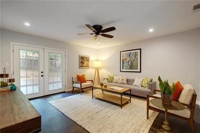 Austin Single Family Home For Sale: 8514 Bradford Dr