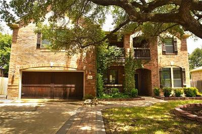 Cedar Park Single Family Home For Sale: 2505 Henry Rifle Rd