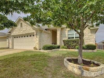 Cedar Park Single Family Home For Sale: 1803 Sand Creek Rd
