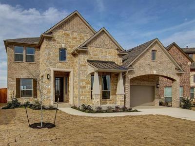 Georgetown Single Family Home For Sale: 600 Breezygrass Way