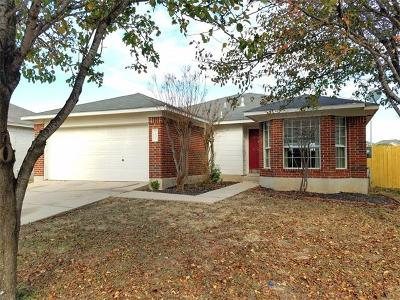 Pflugerville Single Family Home Pending: 1232 Acanthus St