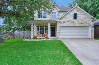 Round Rock Single Family Home For Sale: 3228 Pine Needle Cv