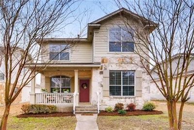 Pflugerville Single Family Home For Sale: 313 Lava Bed Dr