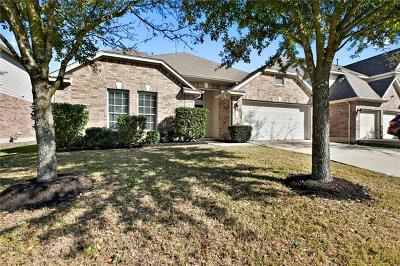 Round Rock Single Family Home For Sale: 3923 Links Ln
