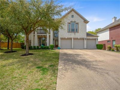 Round Rock Single Family Home Pending - Taking Backups: 1256 Pine Forest Cir
