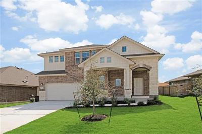 Hutto Single Family Home For Sale: 516 Tanda Ln