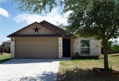 San Marcos Single Family Home For Sale: 314 Goldenrod Dr