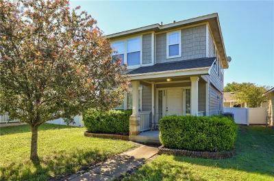 Cedar Park Single Family Home Pending - Taking Backups: 400 Bull Creek Pkwy #2