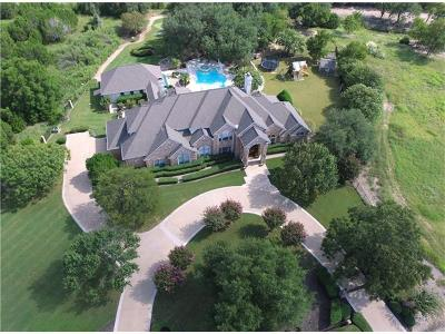 Leander Single Family Home For Sale: 881 County Road 180