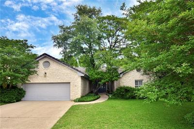 Hays County, Travis County, Williamson County Single Family Home For Sale: 10224 Pinehurst Dr