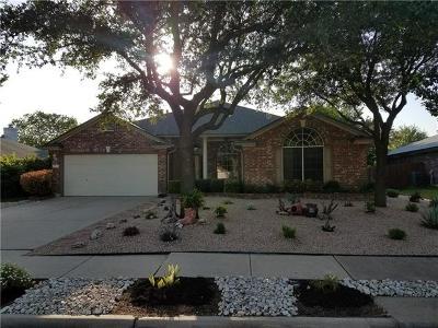 Round Rock Single Family Home Coming Soon: 17304 Marfa Lights Trl