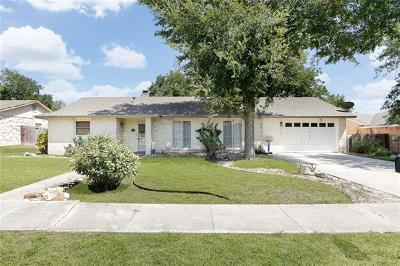 Kinney County, Uvalde County, Medina County, Bexar County, Zavala County, Frio County, Live Oak County, Bee County, San Patricio County, Nueces County, Jim Wells County, Dimmit County, Duval County, Hidalgo County, Cameron County, Willacy County Single Family Home For Sale: 4414 Eagle Nest