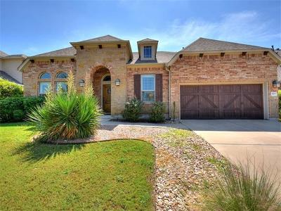 Austin Single Family Home For Sale: 18213 Painted Horse Cv