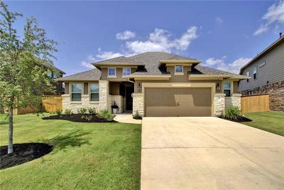 Round Rock Single Family Home For Sale: 2957 Diego Dr