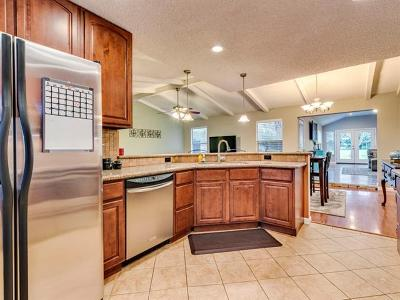 Manchaca Single Family Home For Sale: 12706 Topper Ln