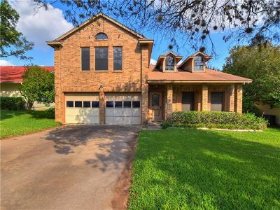 Travis County, Williamson County Single Family Home Pending - Taking Backups: 4510 Sidereal Dr