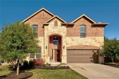 Austin Single Family Home For Sale: 903 Allende Bnd