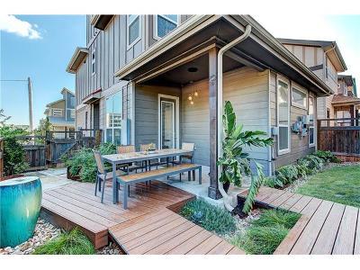 Austin Single Family Home Pending - Taking Backups: 900 Cavalier Ln