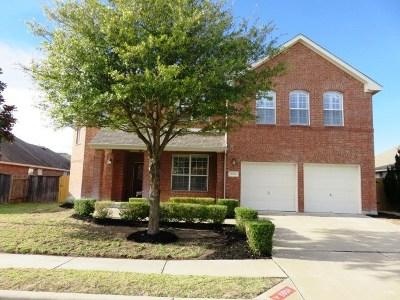 Manor Single Family Home For Sale: 11604 Mill Ridge Trce