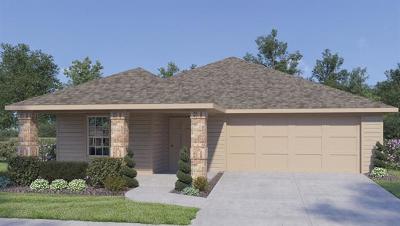 Hutto Single Family Home For Sale: 106 Armano Bayou Way