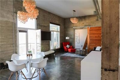 Austin Condo/Townhouse For Sale: 410 E 5th St #402