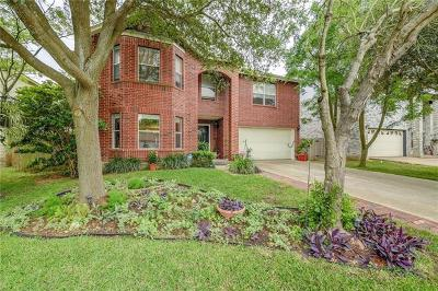 Cedar Park Single Family Home For Sale: 1511 Rhapsody Ridge Dr