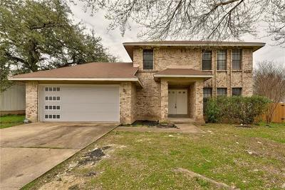 Austin Single Family Home For Sale: 8808 Black Oak St