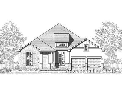 Lago Vista Single Family Home For Sale: 22219 Cape Travis