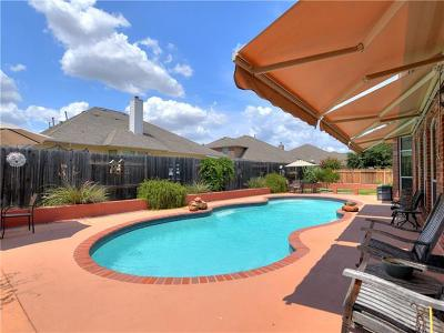 Round Rock Single Family Home For Sale: 2251 Settlers Park Loop