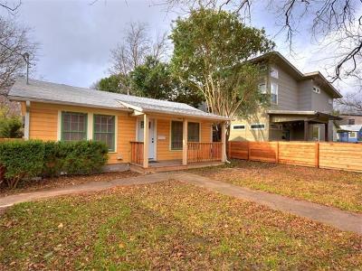 Austin Multi Family Home For Sale: 711 E 50th St