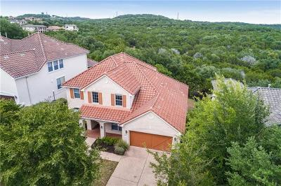 Austin Single Family Home For Sale: 11612 Woodland Hills Trl